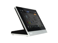 AMX Modero X Series G4 MXT-700-NC - Touch panel - display - LED - FFS - 7 in