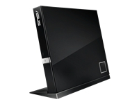 Picture of ASUS SBW-06D2X-U - BDXL drive - USB 2.0 - external (SBW-06D2X-U/BLK/G/AS)