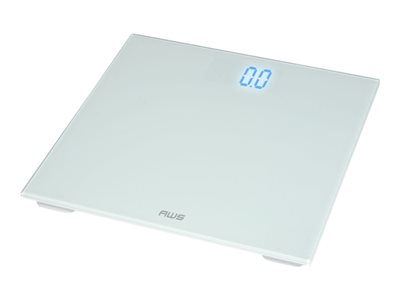 American Weigh Scales Zeta - Bathroom scales - white