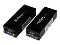 StarTech.com VGA Over CAT5 Extender 250 ft (80m) 1 Local and 1 Remote Unit
