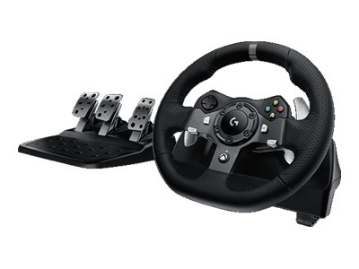 Logitech G920 Driving Force - Wheel and pedals set - wired - for PC, Microsoft Xbox One