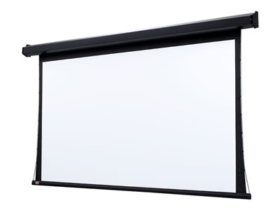 Draper Premier Electric HDTV Format Projection screen ceiling mountable, wall mountable
