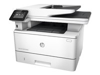 HP LaserJet Pro MFP M426m - Imprimante multifonctions - Noir et blanc - laser - Legal (216 x 356 mm) (original) - A4/Legal (support) - jusqu'à 38 ppm (copie) - jusqu'à 38 ppm (impression) - 350 feuilles - USB 2.0, Gigabit LAN, Wi-Fi(n), hôte USB