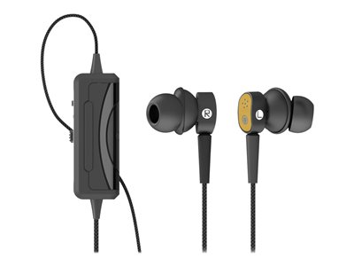 Spracht Konf-X Buds In-Ear Headset Earphones with mic in-ear wired active noise canceling