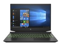 HP Pavilion Gaming 15-ec0010nr Ryzen 5 3550H / 2.1 GHz Win 10 Home 64-bit 8 GB RAM
