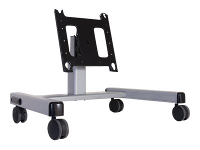 Chief Large Confidence Monitor Cart PFQ2000S Cart for LCD / plasma panel silver
