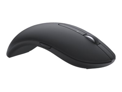 Dell Premier WM527 - souris - Bluetooth, 2.4 GHz - noir