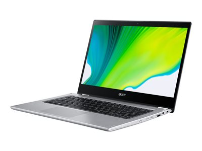 """Acer Spin 3 Pro Series SP314-54N - 14"""" - Core i5 1035G1 - 8 GB RAM - 256 GB SSD - US International"""