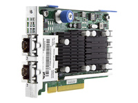 HPE FlexFabric 533FLR-T - Network adapter - PCIe 2.0 x8 - 10Gb Ethernet x 2 - for ProLiant DL20 Gen10, DL20 Gen9, DL360 Gen10, DL380 Gen10; SimpliVity 325 Gen10