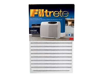 3M Filtrete OAC250RF Filter for air purifier for P/N: OAC250