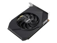 ASUS PH-GTX1650-O4GD6 OC Edition graphics card GF GTX 1650 4 GB GDDR6 PCIe 3.0 x16