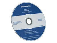 Panasonic Geometry Manager Pro Software Upgrade Kit - Licence and media - CD - Win