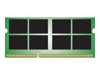 Kingston ValueRAM - DDR3L - 8 Go - SO DIMM 204 broches - 1600 MHz / PC3L-12800 - CL11 - 1.35 / 1.5 V - mémoire sans tampon - non ECC