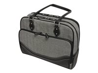 Mobile Edge Classic Herringbone 14.1INCH Laptop & Tablet Tote Notebook carrying case 14.1INCH