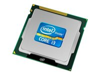 Intel Core i3 3220 - 3.3 GHz - 2 cœurs - 4 filetages - 3 Mo cache - LGA1155 Socket - OEM