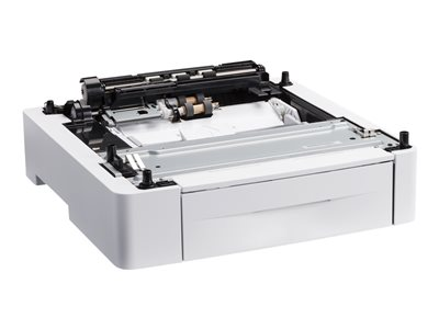 Xerox - Media tray / feeder - 550 sheets in 1 tray(s) - for Phaser 3610; VersaLink B400
