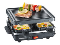 SEVERIN RG 2686 - Raclettegrill/Grill