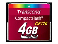 Transcend CF170 Industrial - Flash-Speicherkarte