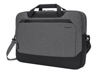 Targus Cypress Briefcase with EcoSmart Notebook carrying case 15.6INCH gray image