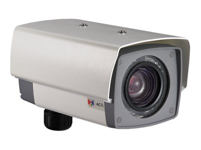 ACTi KCM-5211E Network surveillance camera PTZ outdoor weatherproof color (Day&Night)
