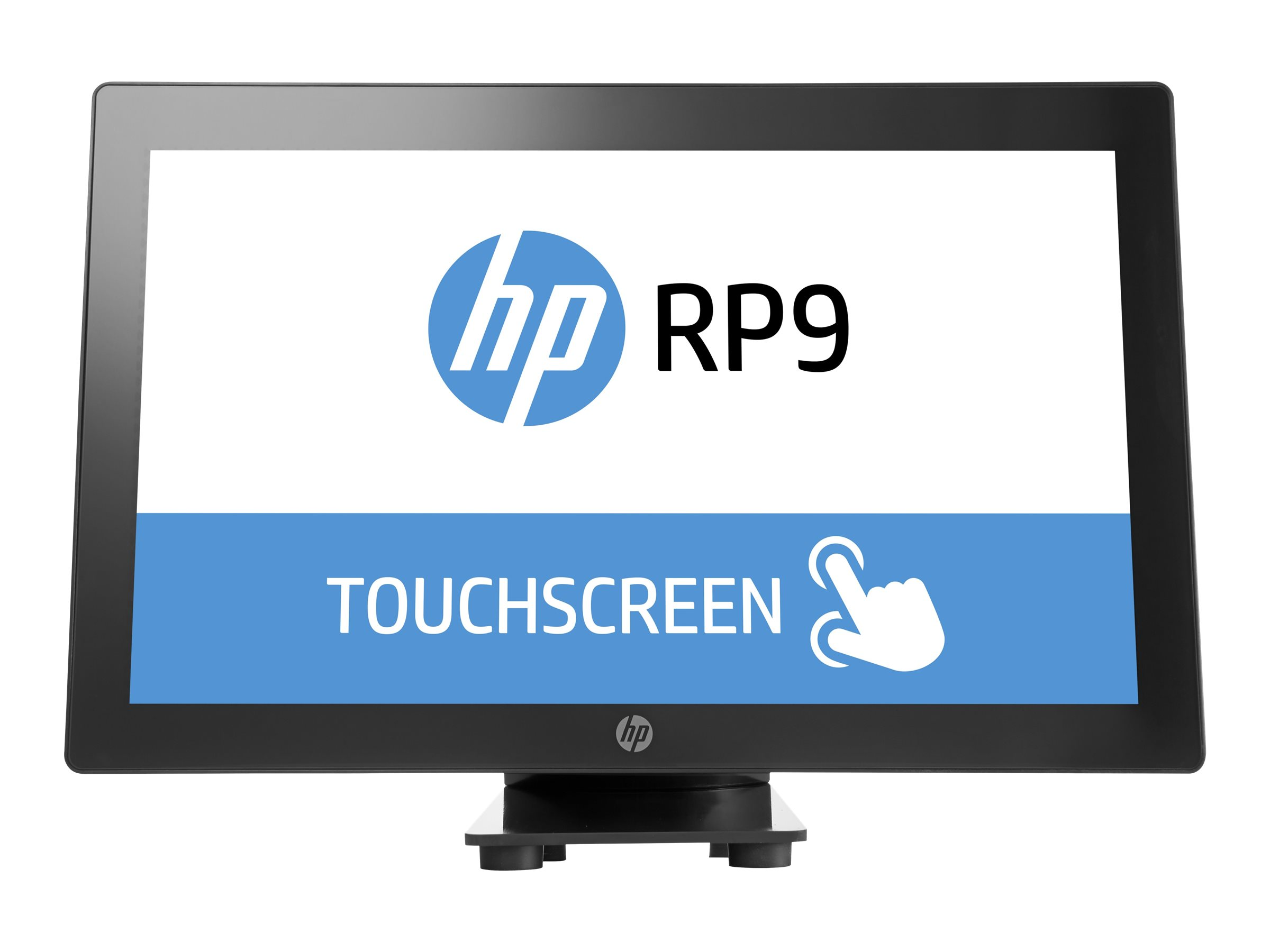 """HP RP9 G1 Retail System 9015 - all-in-one - Core i5 6500 3.2 GHz - 8 GB - SSD 128 GB - LED 15.6"""" - US"""