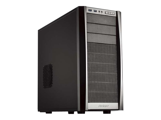 Antec Three Hundred Two - Tower - ATX - ohne Netzteil (ATX / PS/2) - USB/Audio