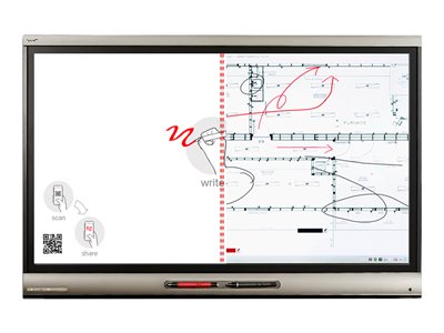 SMART Board 6065 Pro interactive display with iQ 65INCH Class LED display interactive