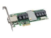 Intel RAID Expander RES3FV288 28 Internal and 8 External Port SAS/SATA 12Gb Expander Card - Upgrade-Karte für Speicher-Controller