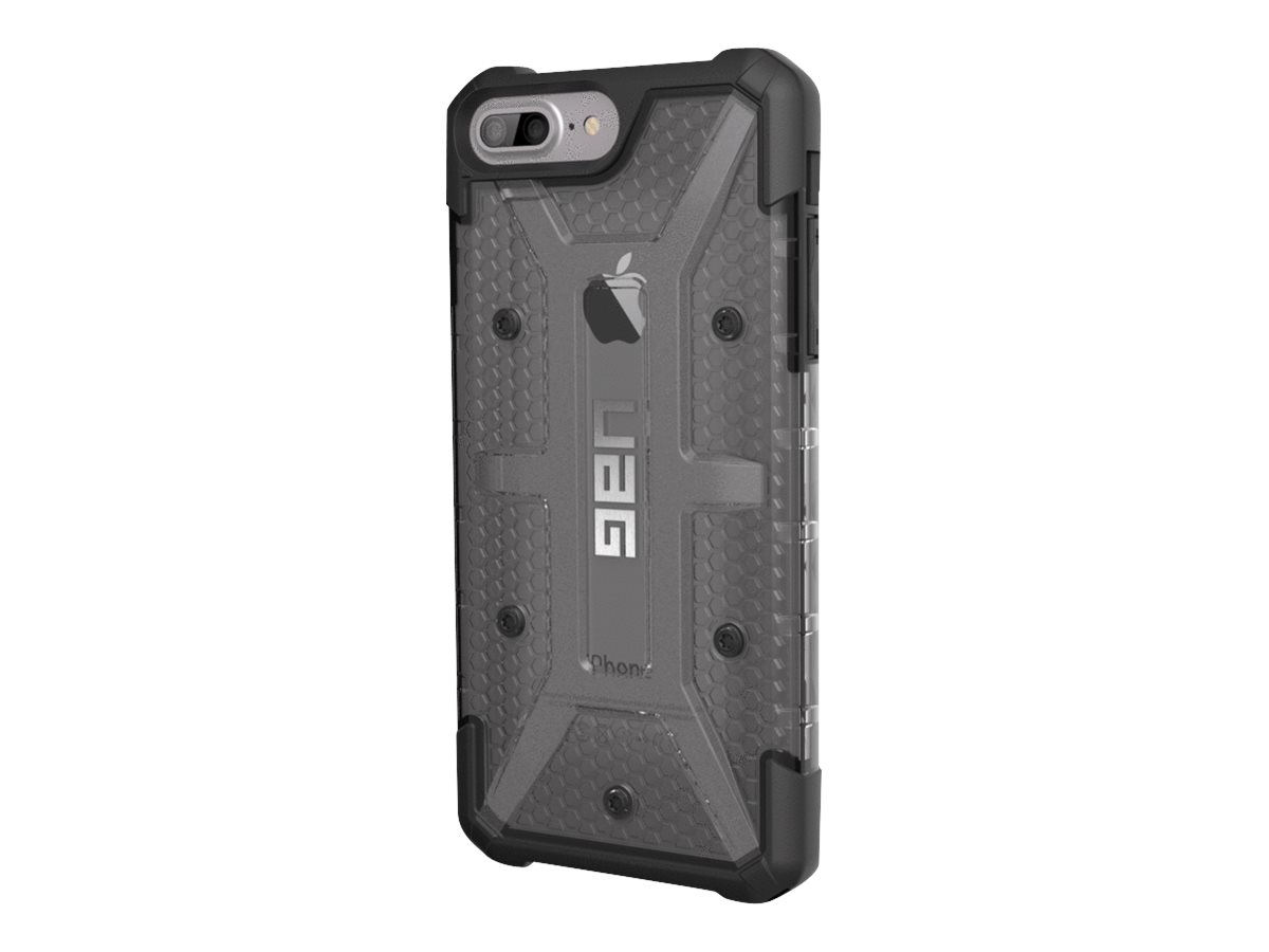 UAG Plasma Series Rugged Case for iPhone 8 Plus / 7 Plus / 6s Plus [5.5-inch screen] - back cover for cell phone