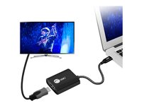 SIIG USB Type-C to HDMI Video Cable Adapter with PD Charging Docking station