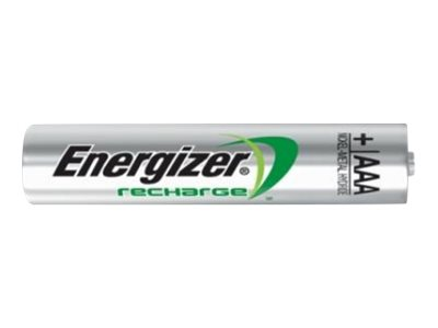 Energizer Recharge Power Plus - Batterie 4 x AAA-Typ NiMH 700 mAh