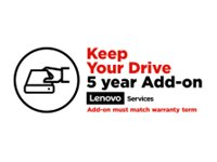 Lenovo KYD Extended service agreement (for system with 5 years on-site warranty) 5 years  image