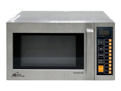 Royal Sovereign Commercial RCMW1000-25SS Microwave oven freestanding 0.9 cu. ft 1000 W