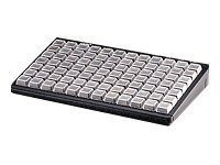 Preh MCI 84 Keyboard PS/2, USB black
