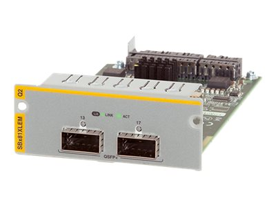 Allied Telesis SwitchBlade AT SBx81XLEM/Q2 - expansion module