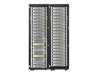 HPE 3PAR StoreServ 20800 R2 2-node Storage Base - Hard drive array (SAS-3) - 16Gb Fibre Channel (external) - rack-mountable