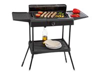 Barbecue Electrique KSBBQ1703 Left-angle Product shot
