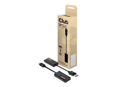 Club 3D DisplayPort til HDMI 2.0 3D aktiv adapter