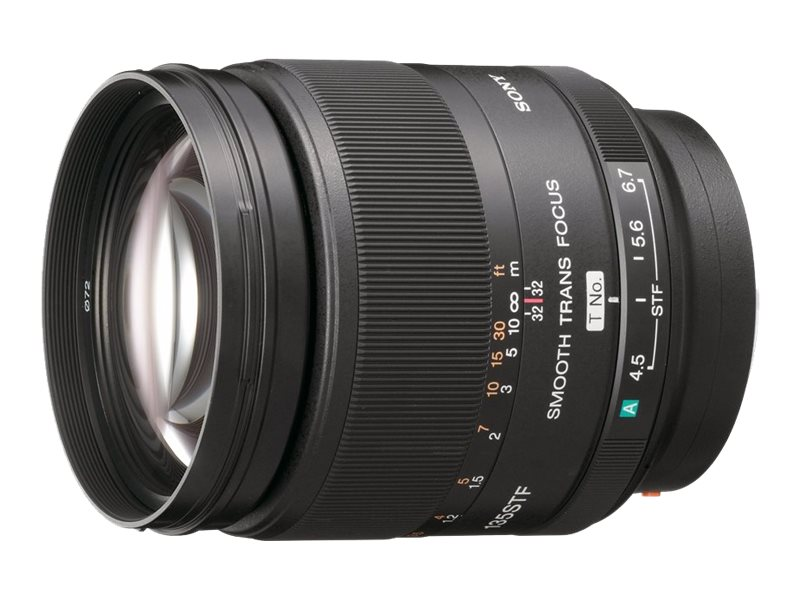 Sony SAL135F28 - telephoto lens - 135 mm