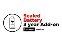 Lenovo Sealed Battery - Battery replacement - 3 years (School Year Term) - for 100e Chromebook (2nd Gen); 300e Chromebook (2nd Gen); 500e Chromebook (2nd Gen)