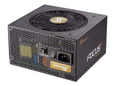 Seasonic FOCUS Plus 750 Gold 750Watt