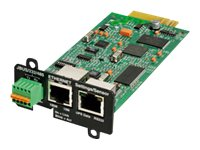 Eaton Network and MODBUS Card-MS - Fernverwaltungsadapter - 100Mb LAN, RS-232, RS-485, Modbus