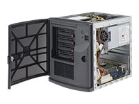 Supermicro SuperServer 5028L-TN2 Server MT RAM 0 GB SATA hot-swap 3.5INCH no HDD GigE