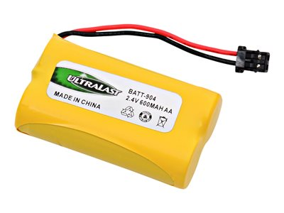 UltraLast BATT-904 Battery NiCd 600 mAh for Panasonic KX-TGA420B