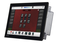 """AMX Modero S Series MSD-1001 - 10.8"""" Class (10"""" viewable) LCD flat panel display - with touchscreen 1280 x 800"""