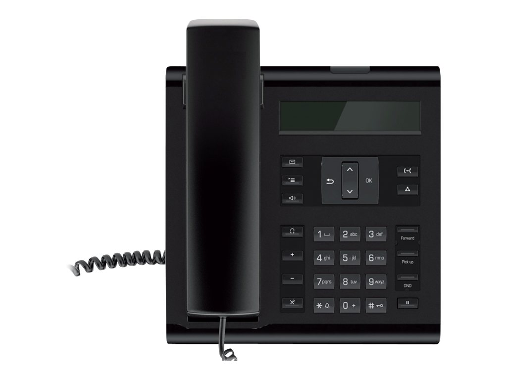 Unify OpenScape Desk Phone IP 35G - VoIP-Telefon - CorNet IP - 3 Leitungen - Carbon Black