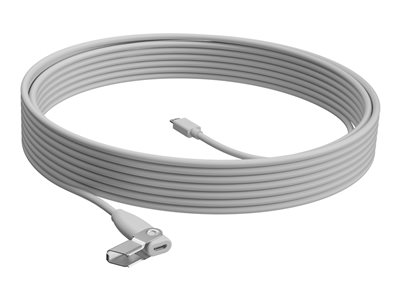 Logitech microphone extension cable - 10 m