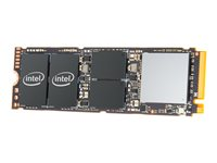 Intel Solid-State Drive 760P Series Solid state drive encrypted 512 GB internal