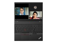 "Lenovo ThinkPad T580 20L9 - Core i7 8550U / 1.8 GHz - Win 10 Pro 64 bits - 8 Go RAM - 512 Go SSD TCG Opal Encryption 2, NVMe - 15.6"" IPS 1920 x 1080 (Full HD) - UHD Graphics 620 - Wi-Fi, Bluetooth - noir"