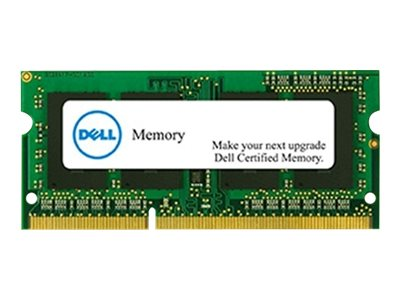 Dell DDR3L 4 GB SO-DIMM 204-pin 1600 MHz 1.35 V unbuffered non-ECC